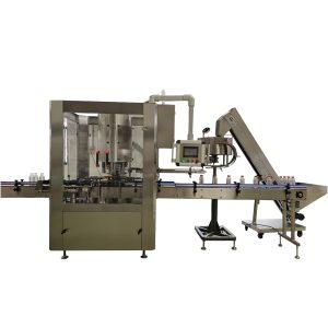 Automatische 6-Kopf-Rotationskappenmaschine