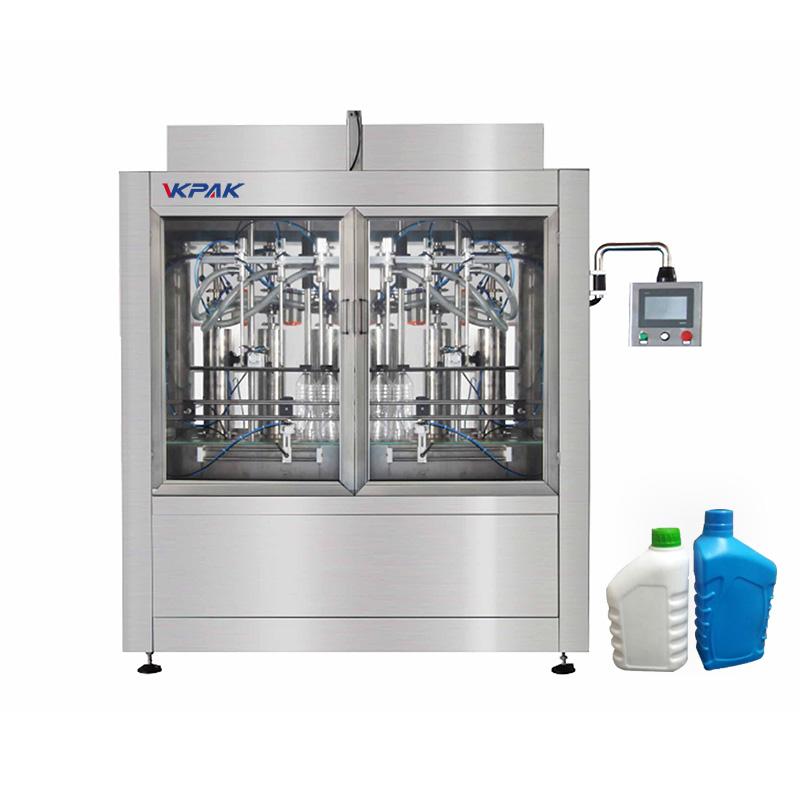 Automatische Flaschen- und Flüssigkeitsfüllmaschine