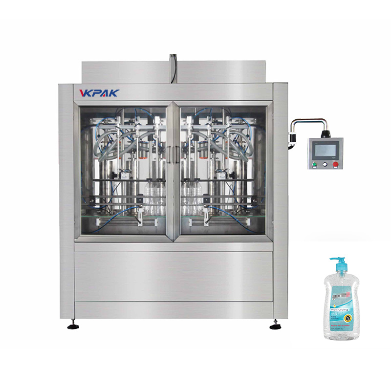 Automatische Desinfektionskolbenfüllmaschine