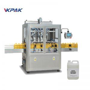 Automatische explosionsgeschützte Abfüllmaschine für brennbare Flüssigkeiten
