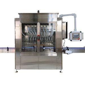 Automatische Schwerkraft-Flüssigkeitsfüllmaschine