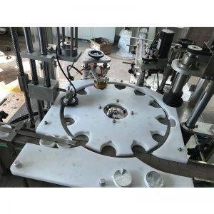 Automatische Heißfüll-Versiegelungs- und Verschließmaschine