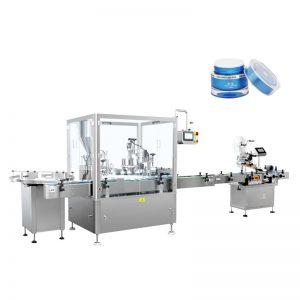 Automatische Lotion Befüll- und Verschließmaschine