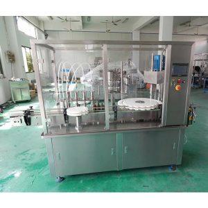 Automatische Füll- und Verschließmaschine für oralen Flüssigsirup