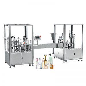 Automatische Parfümfüll- und Verschließmaschine