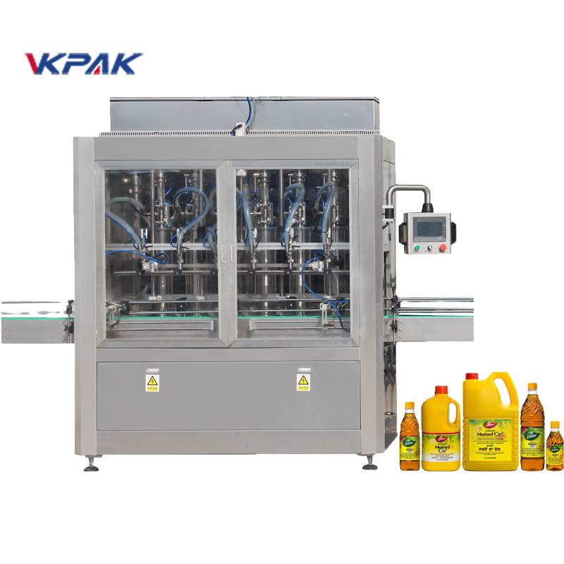 Automatische Kolbenflüssigkeitsfüllmaschine