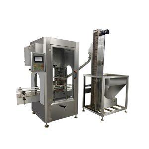 Automatische Einzelkopf-Schraubverschließmaschine