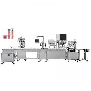 Automatische Wasseremulsionsfüll- und Verschließmaschine