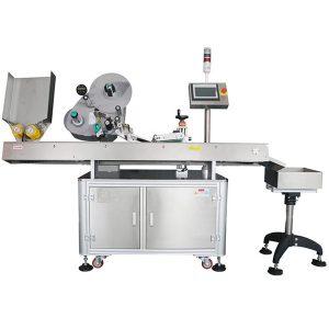 Horizontale Hochgeschwindigkeits-Servo-Etikettiermaschine für instabile Produkte