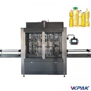 Kolbenflaschenfüllmaschine